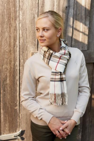 Damen Pullover - V-Ausschnitt