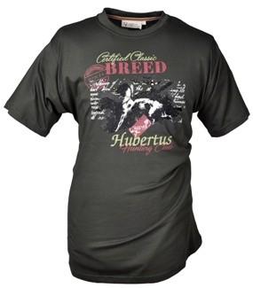 Rundhals-Shirt - Aufdruck Certified Breed