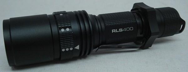 RLS400-460Lumen - mit Drehschalter