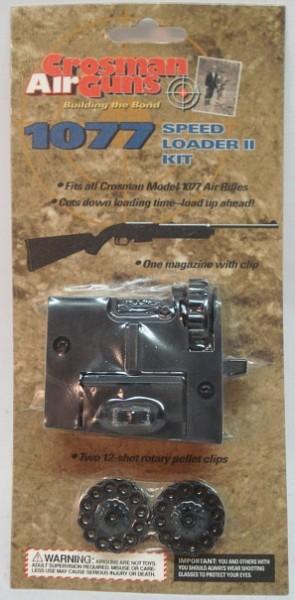 Trommelmagazin 3er-Pack - Crosman 1077,Seedloader