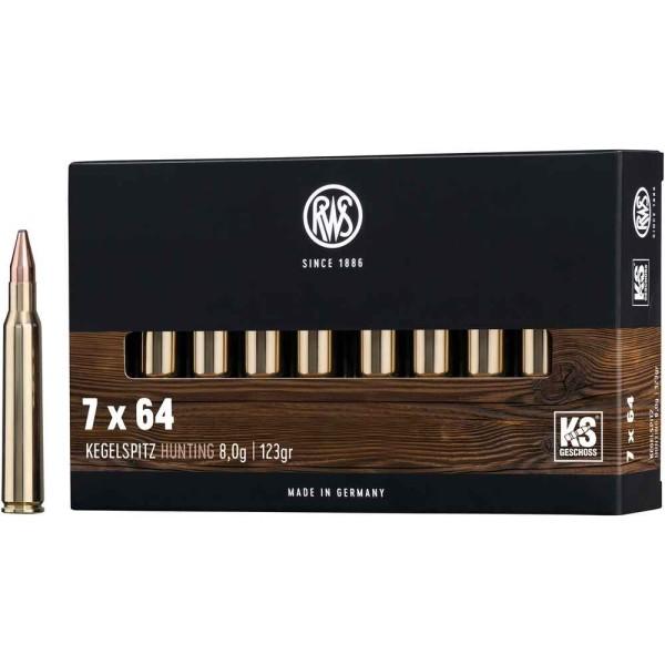 7x64 KS - 8,0g/123gr (a20)