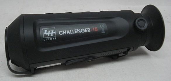 Challenger 15 - Reichweite: 530 m