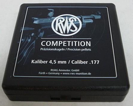 Competition Box 4,5mm - Diabolo,Schüttelbox