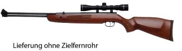 HW 57 Kal.4,5 F - LL:36cm, Unterhebel-Spanner
