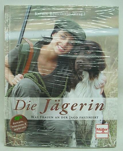 Buch - Die Jägerin - Katrin Burkhardt