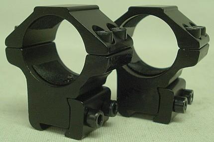 Montage 1''/25,4mm Ring - 11mm Schiene