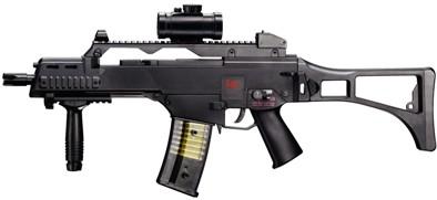 G36 C AEG Kal.6mm - < 0,5 Joule