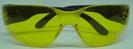Schießbrille RedRock-gelbe Gläser, UV-Schutz