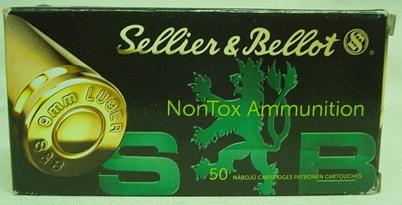 .357Mag. SP Non-Tox - 10,24g/158gr (a50)