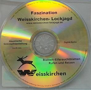 CD Blattern-Rufen-Reizen -
