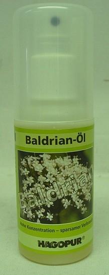 Baldrian-Öl Pumpspray - 100ml
