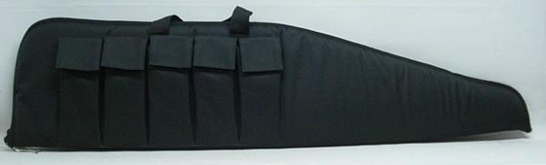 Futteral für LG - Länge:110cm,schwarz,5Taschen