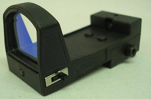 ShotDot Pro grüner LP - für 22 mm Schiene