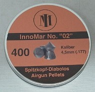 Spitzkopf Nr.02 4,50mm - a400