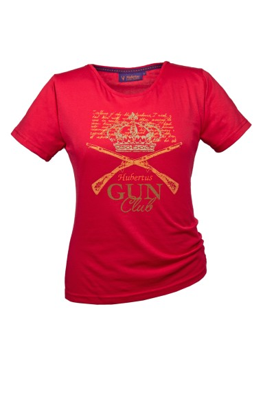 T-Shirt Gun Club - Ladies Fashion