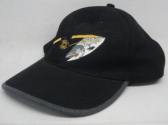 Cap Motiv Fisch - verstellbar mit Klettverschlus