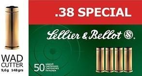 .38Spec WC - 9,59g/148gr (a50)