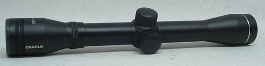 ZF 4x32 Abs. Duplex - inkl. Montage für 11mm Schiene