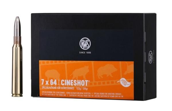 7x64 CINESHOT 2.0 - 9,0g/139gr (a50)