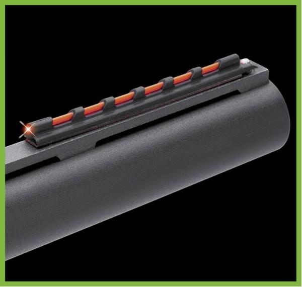Truglo Glo-Dot Pro rot - zum kleben, 2 mm