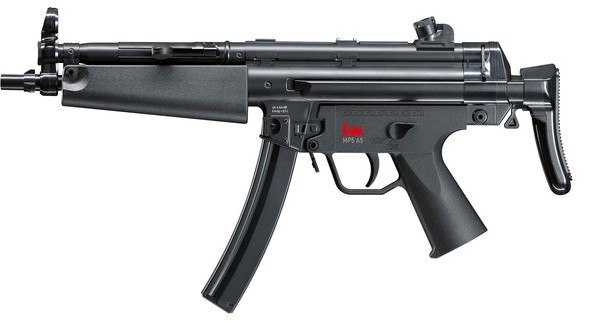 MP5 A5 EBB-AEG - Kal.6 mm,<0,5J