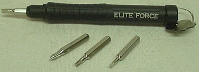 Elite Force EF800 Werkzeugset - mit Magnetischen Bithalter,