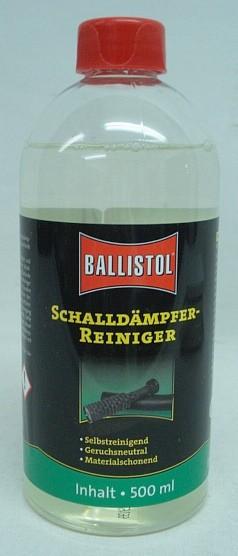 Ballistol 500 ml - Schalldämpfer-Reiniger