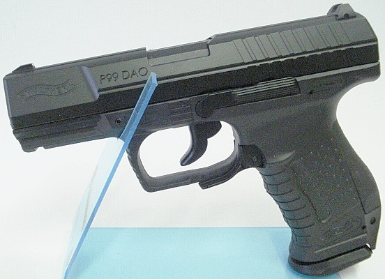 Soft-Air CO2 Walther P99 DAO - 6mm,>2 Joule,BlowBack