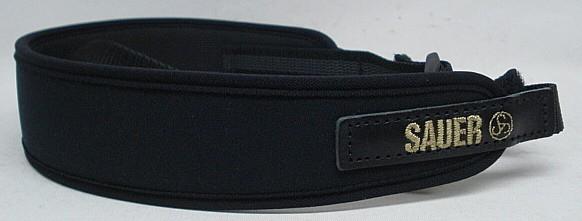 Elegance Riemen schwarz - Neopren