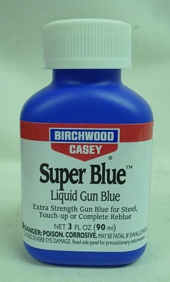 Super Blue -extra stark- - 90ml, Brüniermittel