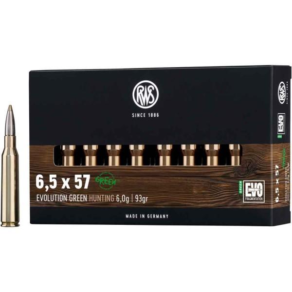 6,5x57 EvoGreen - 6,0g/93gr (a20)