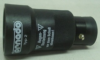 Tornado-Aufsteck-Okular Typ 2 - Okular - 38 mm