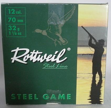 Steel Game 12/70 - 2,60mm/32g/a25/NormalBeschuss