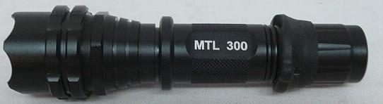 MTL 300 - 130 Lumen - inkl. Gürtel-Clip