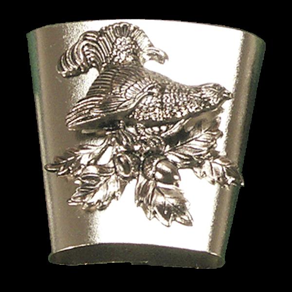 Barthülse Spielhahn - 45 mm breit