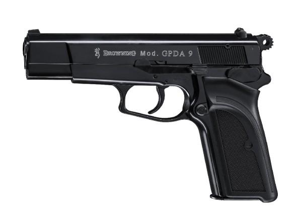 GPDA 9 Kal.9mm P.A.K. - black