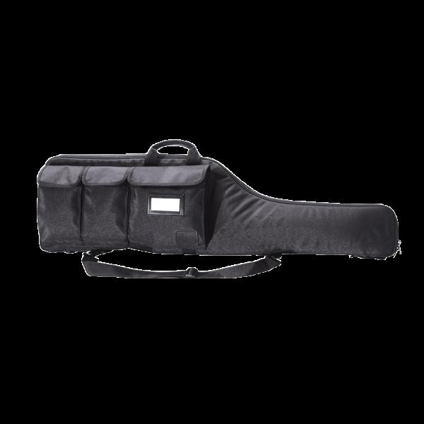 Futteral schwarz - 105x30x6cm & 3 Taschen