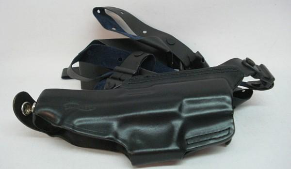 Universalholster Leder - Walther P99/Makarov