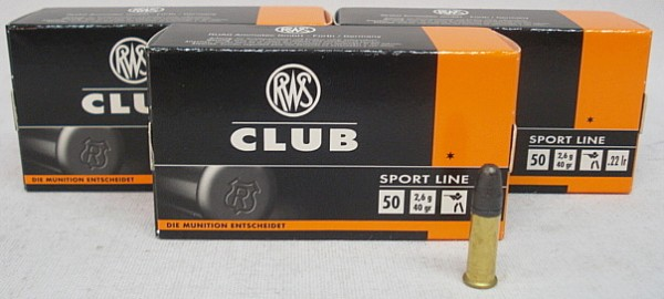 RF .22l.r Club - a50