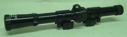 Hunter Pistolen-ZF 1,5 x 15 - Abs.Fadenkreuz