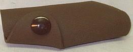 Mündungsschoner RB - mit niedrigem Kornsattel