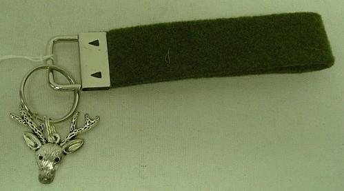 Schlüsselanhänger Bock -