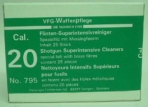 VFG Intensivreiniger .20 - 25er
