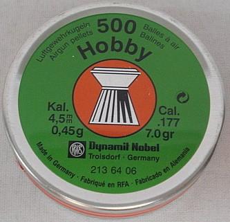 Hobby 4,50mm - 0,45g/7,0gr (a500)