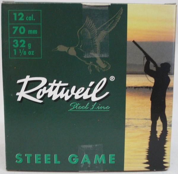 Steel Game 12/70 - 3,00mm/32g/a25/NormalBeschuss
