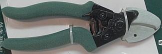 Knochenzange - rutschfester Handgriff