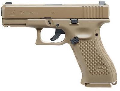 19X FDE 4,5mmStahl-BB - 2,0J, NBB,18Schuss