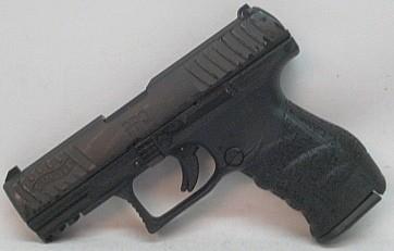 PPQ M2 Kal.9mm P.A.K. - black