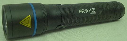 Pro PL50 - 110 Lumen - inkl. AA-Batterie
