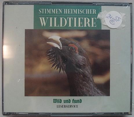 CD Stimmen Heimischer - Wildtiere Doppel CD